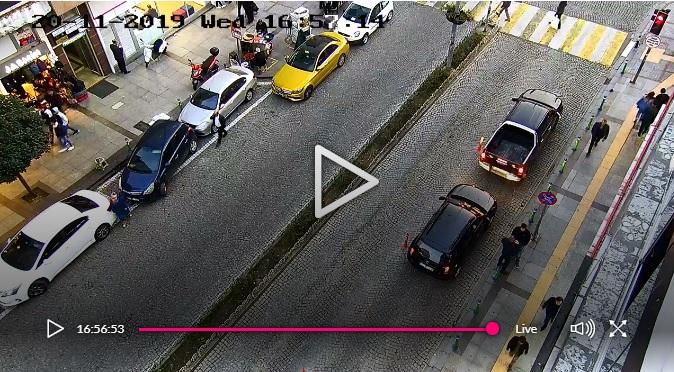Rize Deniz Caddesi Canlı Mobese Kamera İzle