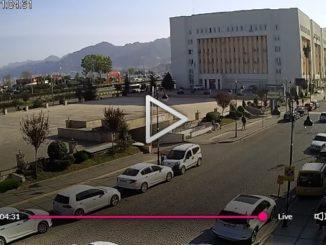 Rize Atatürk Caddesi Canlı Mobese Kamera