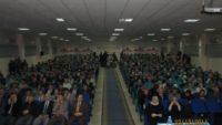 Rize Üniversitesindeki Konferansa Büyük İlgi
