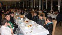 Rize Belediye Spor Kutlama Yemeğinde