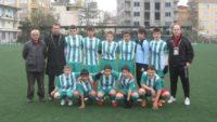 U-15 Şampiyonu Rize Belediyespor