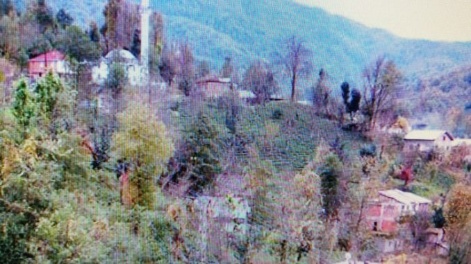 Rize Pazar Şehitlik Köyü (Ğaku)