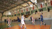 Rize Üniversitesinde Basketbol Şöleni