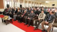 Çanakkale Şehitleri Rize Üniversitesinde Anıldı